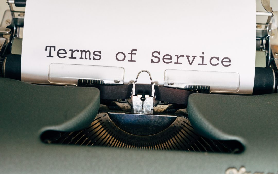 2 Reasons Why You Must Read Your Terms of Use Before Posting Them on Your Website